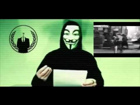 Anonymous Hackers Declare 'War' On ISIS