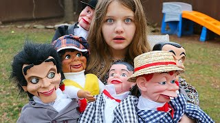 Slappy's Family Is Back! We find Slappy's Hide Out! Goosebumps in Real Life!
