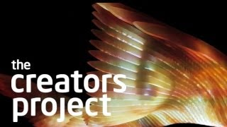 Kinetic Sculpture Brings Mythic Eagle To Life