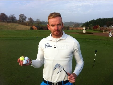 Golf Drill – Improve Your Putting Distance Control