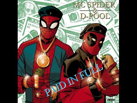 Spider Man & Deadpool Tribute [Where the Hood At]
