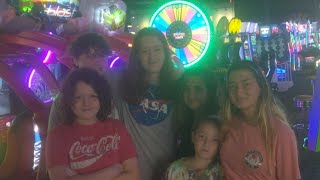 Taking The Family To Dave & Busters