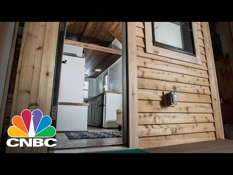 Build Your Own Tiny House For 7k The Bottom Line Cnbc