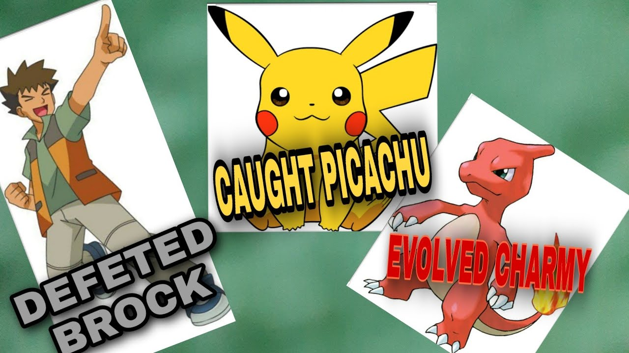 3 ACHIEVEMENTS IN ONE VIDEO POKEMON FIRE RED HINDI GAMEPLAY #EP.2 - YouTube