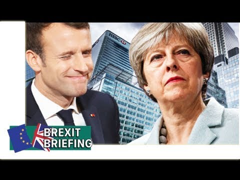 Fears for City of London as France prepares BREXIT RAID on business worth £8TRN   by Top News