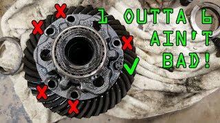 Differential Destruction... (Rear Axle Prep Part 2)