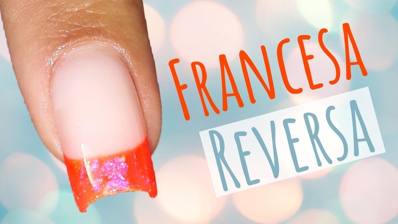 Download Como Fazer Francesa Reversa na Fibra de Vidro (NEON)
