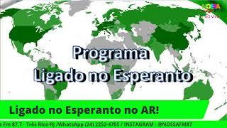 Ligado no Esperanto! 21/02/2021
