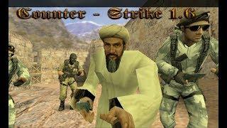 ???? Counter - Strike 1.6 Turbany z glow Nadchodze ... #NAŻYWO - Na żywo