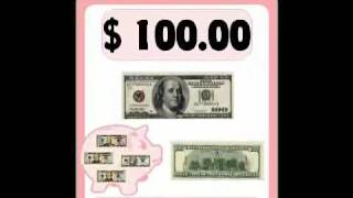 Money Recognition Flash Cards / Posters - Free PDF At Www.tools4preschoolandkindergarten.com