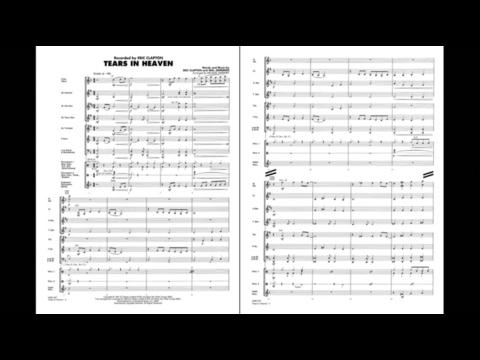 Tears in Heaven arranged by Michael Sweeney