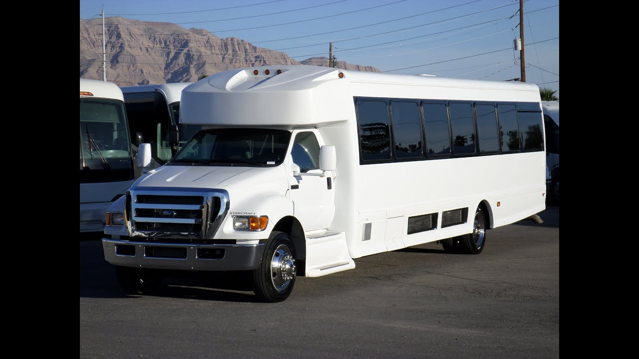 new bus for sale 2015 ford f650 starcraft xlt 36rl s19875 youtube. Black Bedroom Furniture Sets. Home Design Ideas