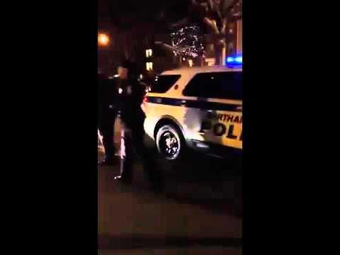 Jonas Correia's controversial arrest in Northampton, Massachusetts