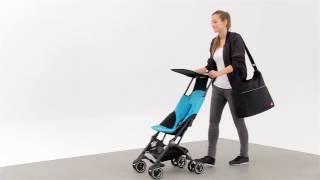 Прогулочная коляска GB Pockit. Коляска для прогулок ГБ Покит.