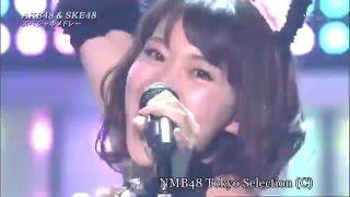 ヘビーローテーション AKB48+山本彩&SKE48 猫耳Ver 'HEAVY ROTATION'