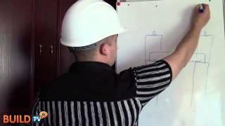 видео Максимальное опирания плиты перекрытия на стены