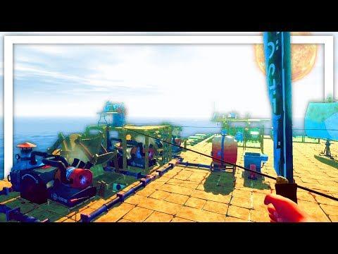 Unlocking The Secret Machines Of Balboa Island In Raft