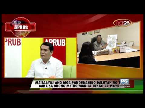 APRUB - Metro Manila Flood Control Program (July 18)