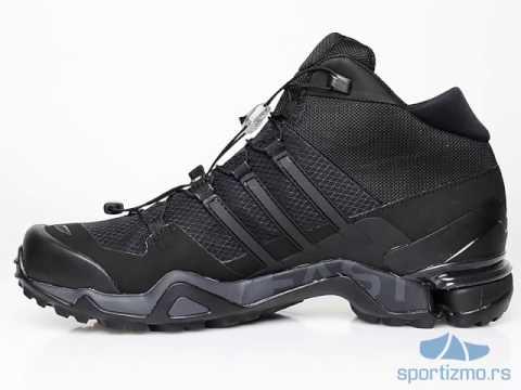 bb144699f Adidas Terrex Fast R Mid GTX Men - Sportizmo - YouTube