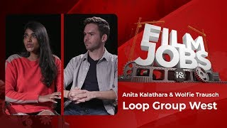 Voicing for the Background | Film Jobs with Loop Group West