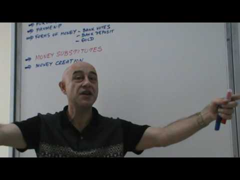 Money and Banking - Lecture 02