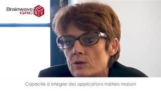 Brainwave GRC vu par Crédit Logement - interview témoignage