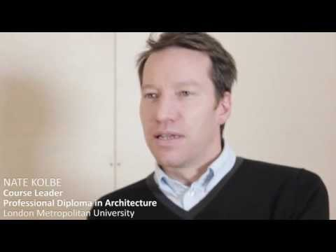 Study RIBA Part 1 Professional Diploma in Architecture in London