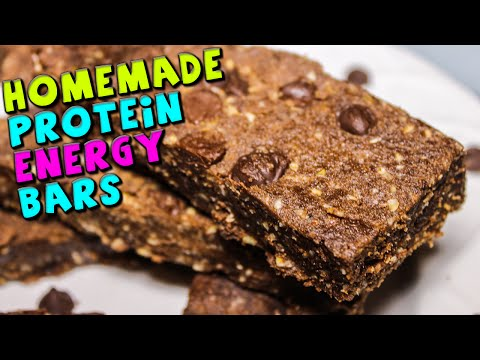 6 Quick Steps to Homemade Raw Energy Bars