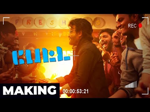 PETTA Song Making - Sheriff Master Shares! | Rajinikanth | Simran