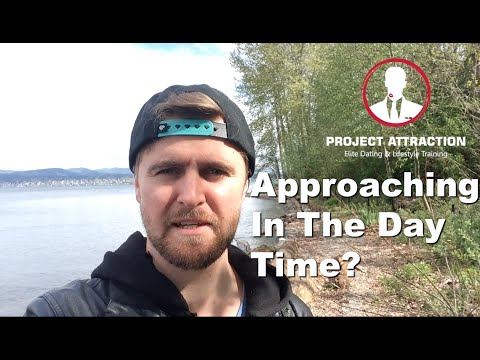 Trouble Approaching Women In The Day? Try This... | Seattle Dating Coach