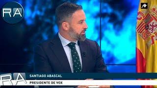 Mejores momentos entrevista Santiago Abascal | 23/06/21