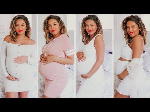 Summer Maternity Wear Essentials   Fashion Nova   Ashley Bloomfield