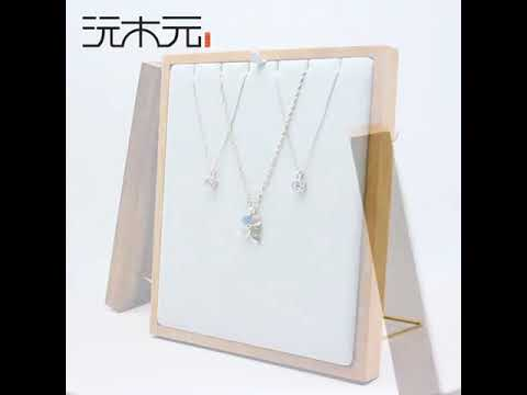 Wooden Jewelry Display Necklace Display Necklace Stands China Supplier