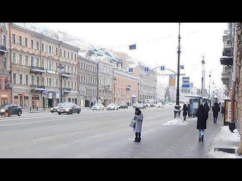 【Экскурсия】🏰Весь Невский Проспект・🚇Площадь Восстания・🎁ТРК Галерея「Влог⚓Санкт-Петербург」