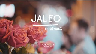 Jaleo by José Andres at Atlantis The Royal