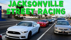 Jacksonville Street Racing | Cadillac CTS-V, Nitrous Challenger, 402 GTO, Sloyote, Audi RS4 & MORE!!