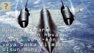 Dünyanın En Hızlı Uçağı