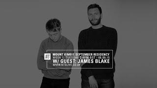 Mount Kimbie & James Blake - Untitled