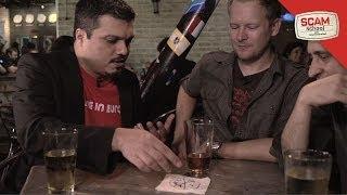 Epic Magic Mash-Up: FINGER DARTS vs. PLANETS!