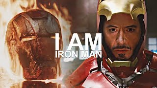 Tony Stark || Legends Never Die