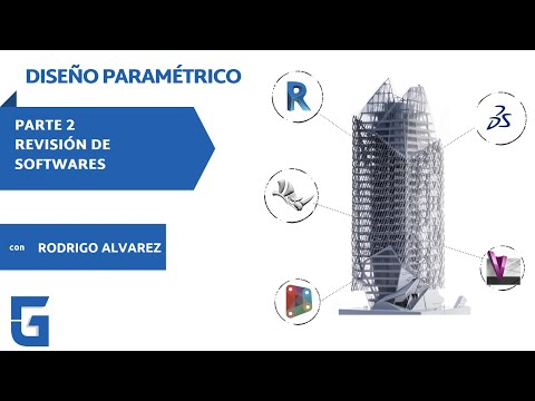 Diseño Parametrico Series | Softwares para Diseño parametrico from YouTube · Duration:  3 minutes 41 seconds