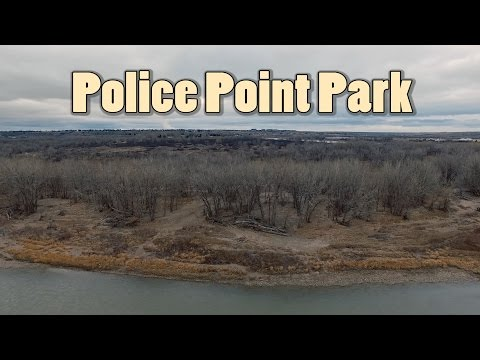 Police Point Park in Medicine Hat (4K) | Journey Alberta