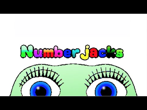 Numberjacks Zero Coloring Page Youtube