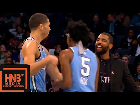 Team World vs Team USA 1st Half Highlights | Feb 15, 2019 NBA Rising Stars Game