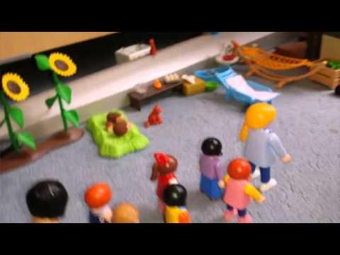 Der ausflug zum pferde tunier playmobil youtube - Pferde playmobil ...