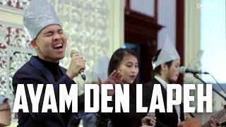 Ayam Den Lapeh  Elly Kasim Cover Dewwi Entertainment Jakarta di Dhanapala