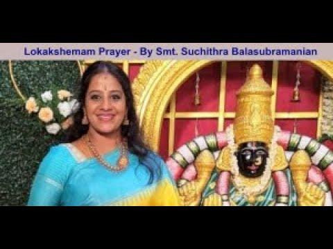 Lokakshema Prayers on Akshaya Tritiya day | By Smt. Suchithra Balasubramanian