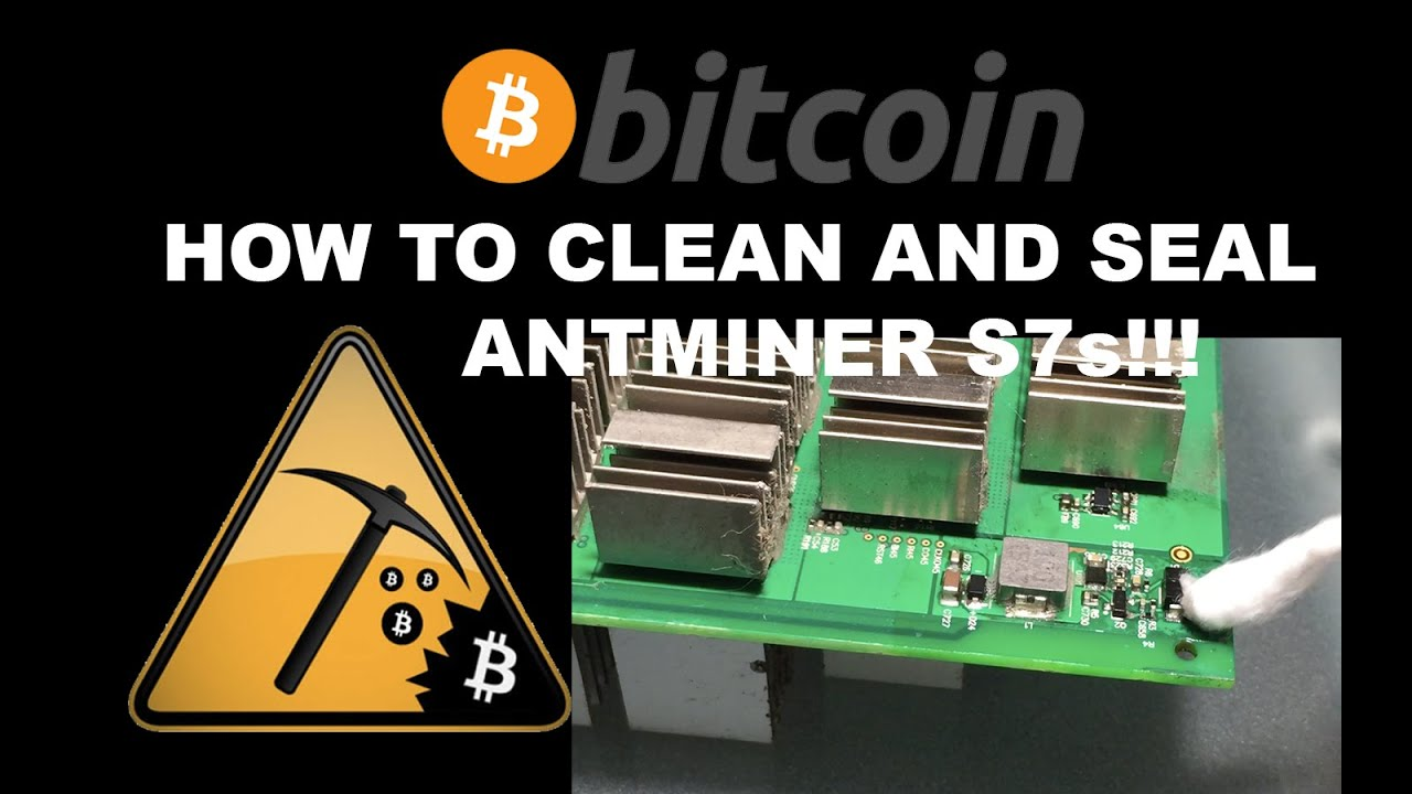 Bitmain Antminer S9 Buy Antminer S7 Heatsink Repair