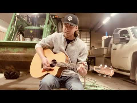 Even Though Im Leaving - Luke Combs (Cover)