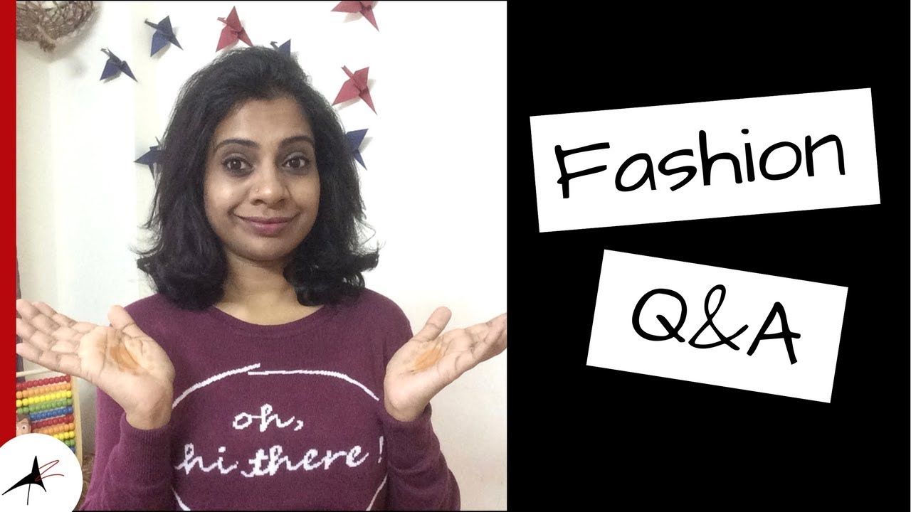Fashion Q&A | Styling Tips For Women With Big Thighs  | Arpitharai